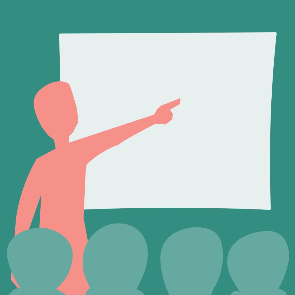 Illustrasjon til Inderøy Utviklings kurs og aktiviteter